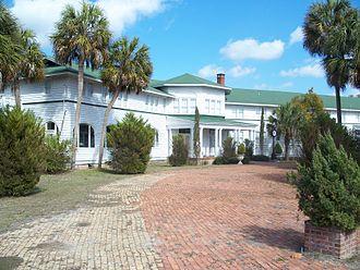 Dixie County, Florida - Putnam Lodge, in Shamrock