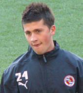 Shane Long in 2008.