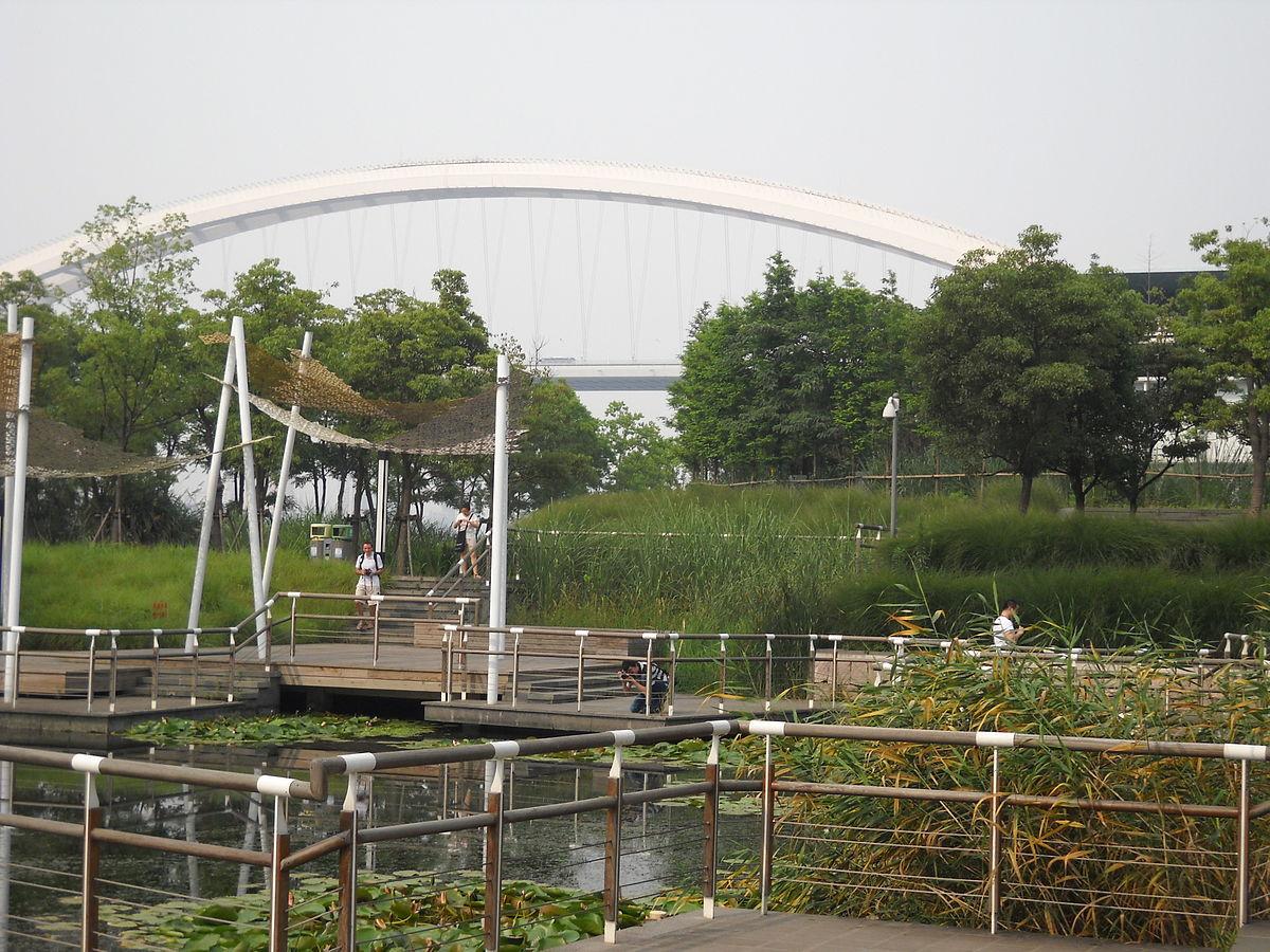 Shanghai matchmaking park