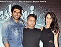 Shraddha Kapoor at the success bash of 'Aashiqui 2' at Escobar.jpg