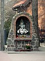 Shrine near Church Of The Assumption Of The Blessed Virgin Mary in Reda.jpg
