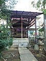 Shrine of the Tutelary Deity (産土社) in Kitazawa Hachiman Shrine (北澤八幡神社) - panoramio.jpg