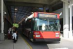Shuttle bus at BWI Rail Station, June 2007.jpg