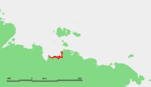 Yana Bay - Image: Siberia yanabay