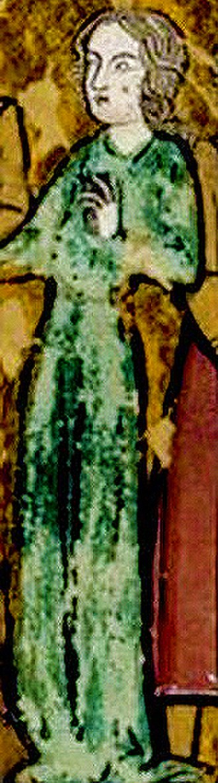 Sibylla, Queen of Jerusalem - Image: Sibyla