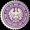 Siegelmarke Königliche Eisenbahn Betriebs Amt Hamburg - Eisenbahn Direktions Bezirk Altona W0221646.jpg