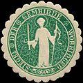 Siegelmarke Siegel der Gemeinde Worringen W0314494.jpg