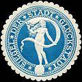 Siegelmarke Siegel der Stadt Glückstadt W0226261.jpg