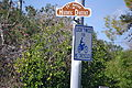 Signage marking the 59th Avenue Historic District.JPG