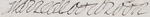 Signature of Marie de Bourbon (Countess of Soissons in her own right), Princess of Carignan in 1663.png