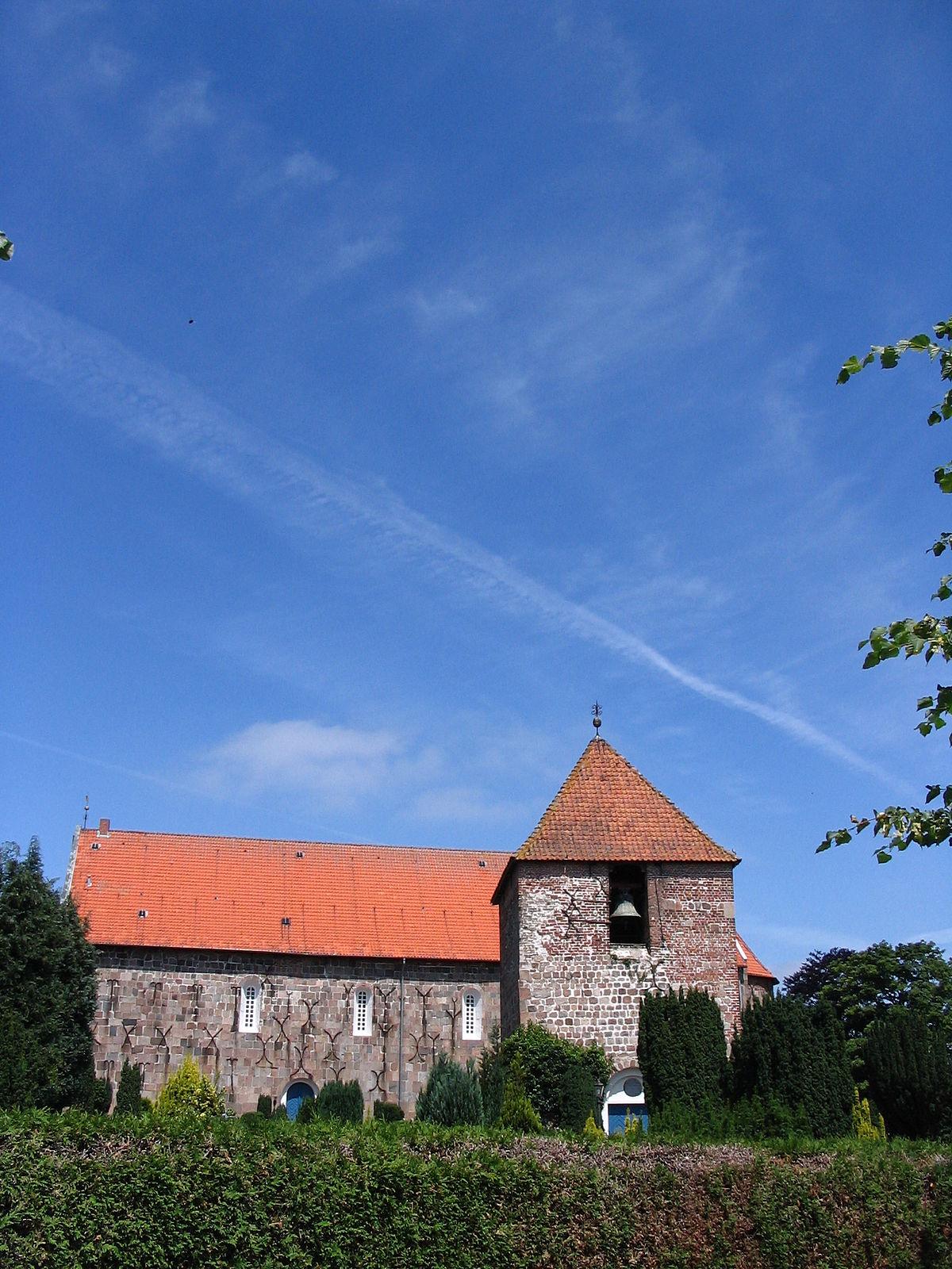 Px Sillensteder Kirche