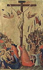 Christ in the Cross