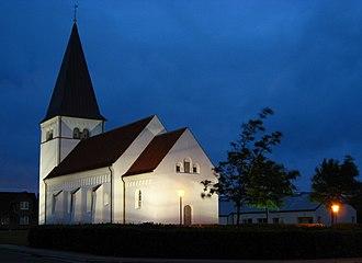 Sindal - Sindal church