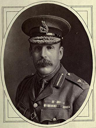 Frederick Stanley Maude - Image: Sir F. Stanley Maude