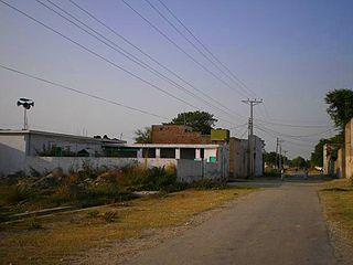 Sirka, Pakistan Village in Punjab, Pakistan