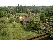 Weißer Garten Sissinghurst sissinghurst castle