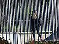 Skateboarder in Culver City Park - Culver City - Los Angeles - California - USA (32229479057).jpg