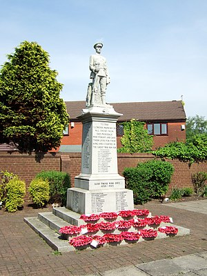 Skelmersdale - Skelmersdale War Memorial
