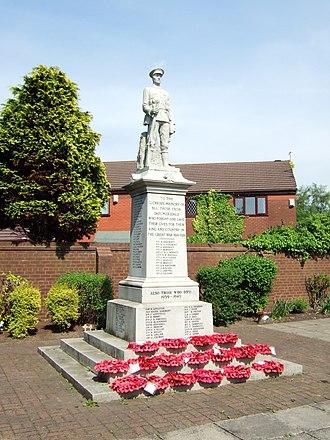 Skelmersdale - Skelmersdale War Memorial