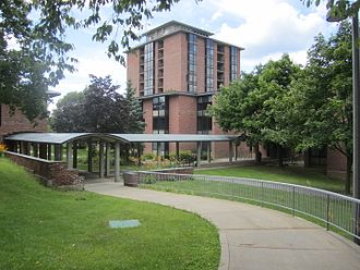 Skidmore College - Jonsson Tower