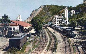 National Company for Rail Transport - Skikda Station (20th century)