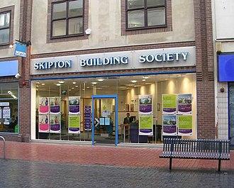 Skipton Building Society - Skipton Building Society, Bond Street, Leeds.