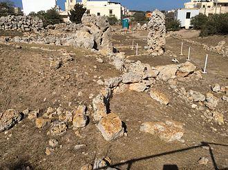 Skorba Temples - Image: Skorba Tmeples 3