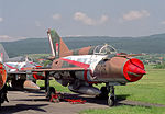 Slovak Air Force Mikoyan-Gurevich MiG-21MF Kral-3.jpg