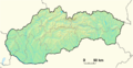 Slovakia location GEO map.png