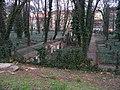 Smíchov, Malostranský hřbitov, z Duškovy (03).jpg