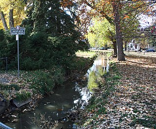 Smiths Irrigation Ditch United States historic place