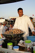 Snails for Sale - Djermaa el-Fna (Central Square) - Medina (Old City) - Marrakesh - Morocco.jpg