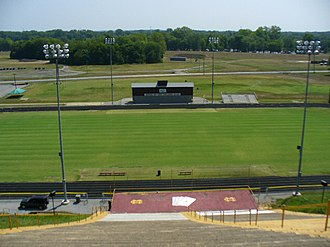 Mount Carmel, Illinois - MCHS's Riverview Stadium