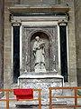 Soissons (02), cathédrale, collatéral nord du chœur, 2e chapelle, autel et retable de Saint-Gervais 2.jpg