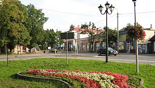 Place in Masovian, Poland