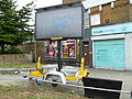 Solar powered sign Wood Green, London 06.JPG