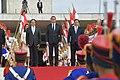Solenidade de posse do presidente e do vice-presidente da República - 2019 presidentes do executivo e legislativo.jpg