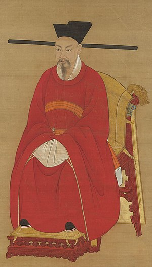 Mongol conquest of the Song dynasty - Emperor Lizong of Song
