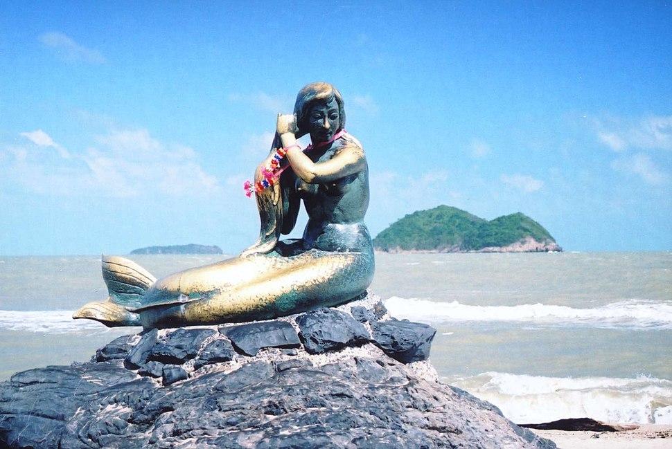 Songkhla mermaid - panoramio