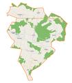 Sosnówka (gmina) location map.png