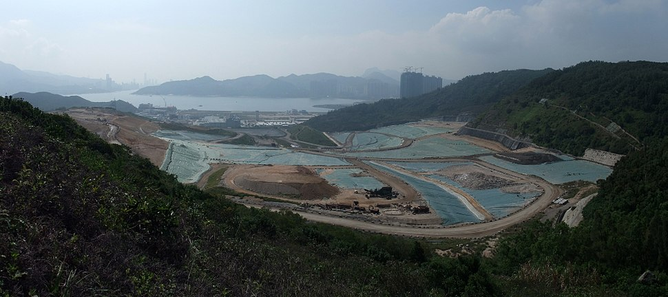 South East New Territories Landfill 2