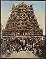 South of India. Madura. Gopura. LCCN2017657631.jpg