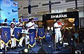 Southern Naval Command band performs at Lulu Mall, Kochi, 2017 (4).jpg