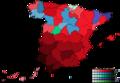 SpainProvinceMapCongress1986.png