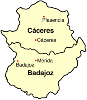 Spain Extremadura map.png