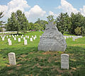 Spanish-American War Nurses Memorial - Arlington National Cemetery - 2011.JPG