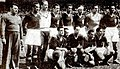 Spanish national football team before the match against Portugal in A Coruña, 06.05.1945.jpg