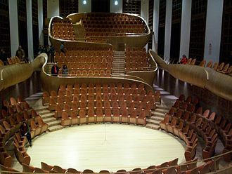 Museo del violino - The Giovanni Arvedi Auditorium
