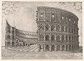 Speculum Romanae Magnificentiae- Interior and Exterior of the Colosseum MET DP870388.jpg