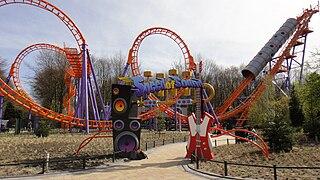 Speed of Sound (roller coaster) roller coaster